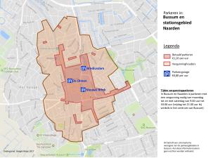 Betaald parkeren Naarden-Bussum